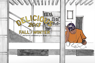 Delicious 2013 Fall / winter