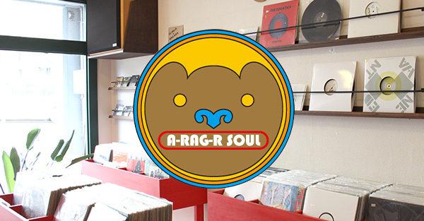 #08 DJ A-RAG-R SOUL
