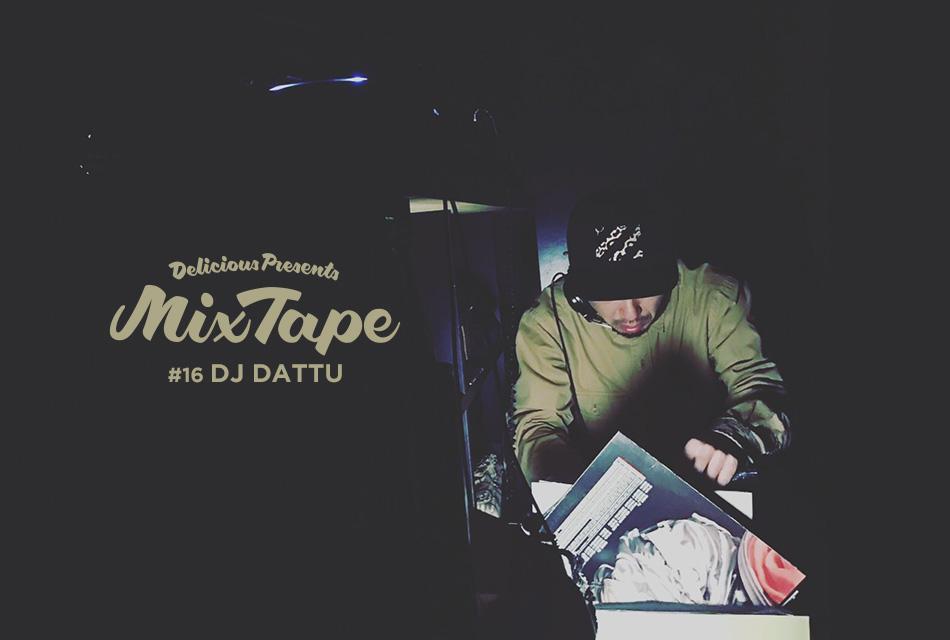 #16 DJ DATTU