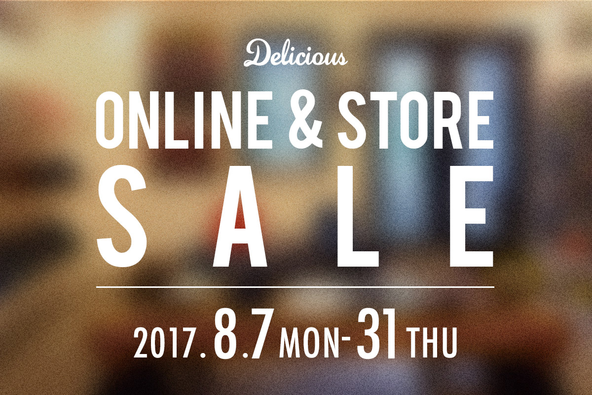 delicious 2017 summer online store sale delicious デリシャス